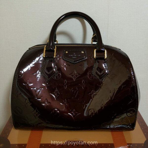 ラクサスのバッグ:LOUIS VUITTON モンタナ