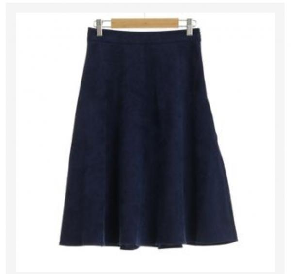 エアークローゼットのスカート