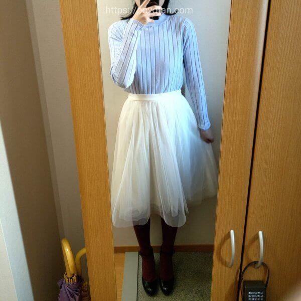 Rcawaii(アールカワイイ)の洋服を試着してみた
