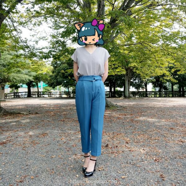 エディストクローゼットの夏服