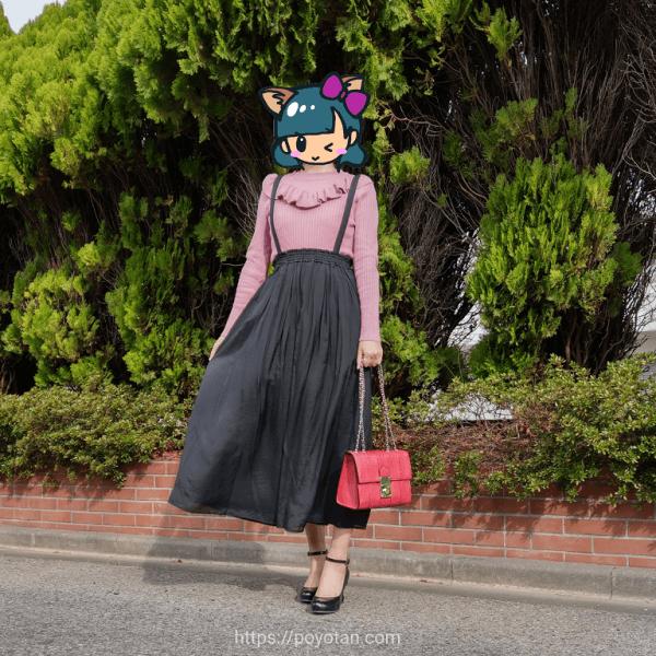 Rcawaii(アールカワイイ)のスカート