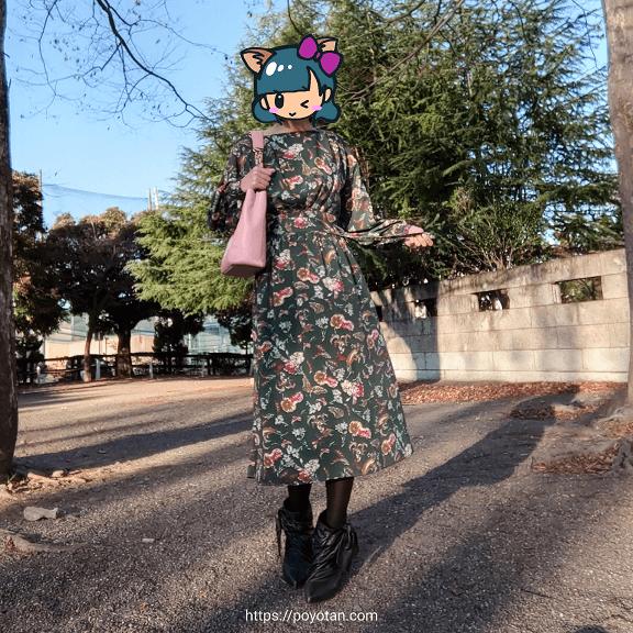 Rcawaii(アールカワイイ)のワンピース:花柄がかわいい!