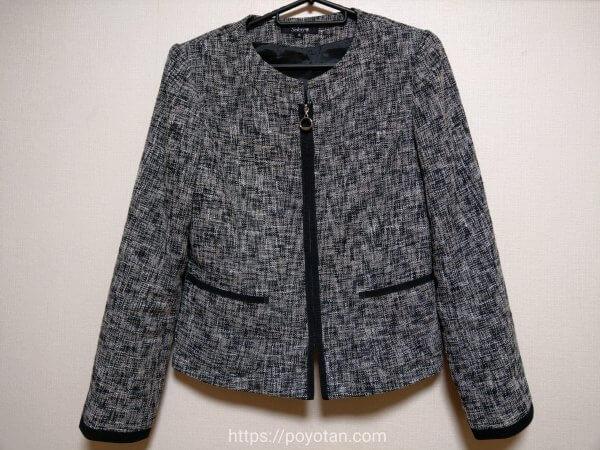 エアークローゼットのジャケット