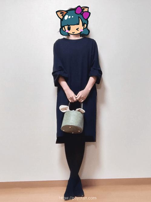 エディストクローゼットの福袋アイテムコーデ