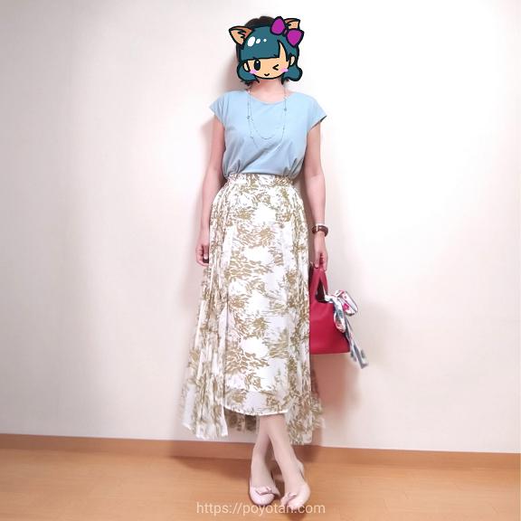 エディストクローゼットのWEBストア限定の洋服