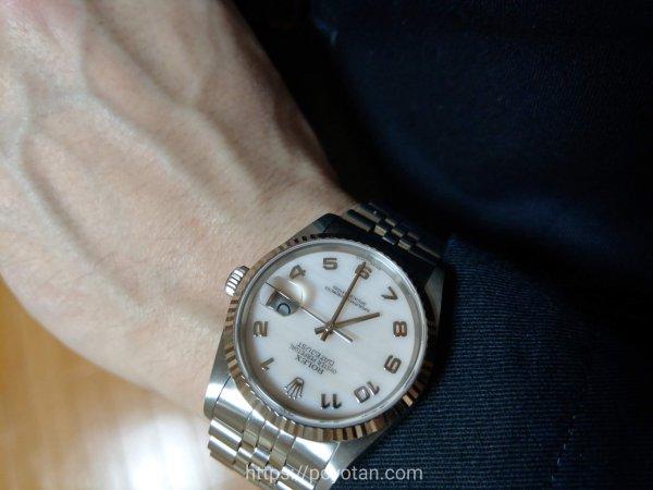 KARITOKE(カリトケ)の腕時計ロレックス