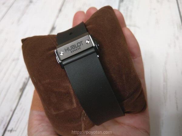 KARITOKE腕時計:ウブロ