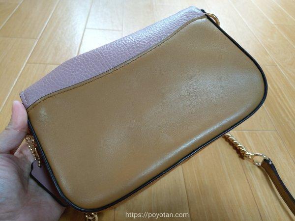 ラクサスX:COACHのバッグ