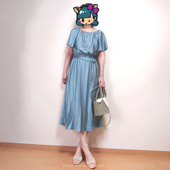 DROBEの洋服:夏