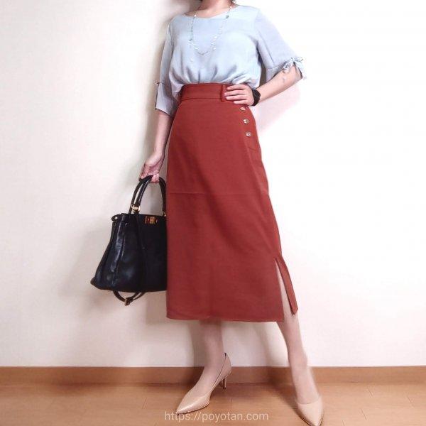 エディストクローゼットのスカート