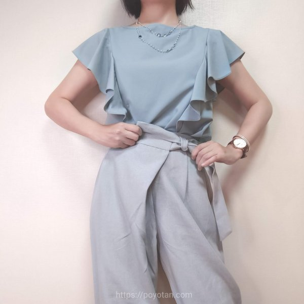 エディストクローゼットの洋服