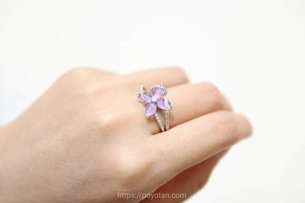 KIRASHARE(キラシェア)の指輪