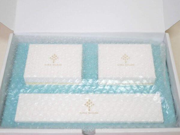 KIRASHARE(キラシェア)のボックス