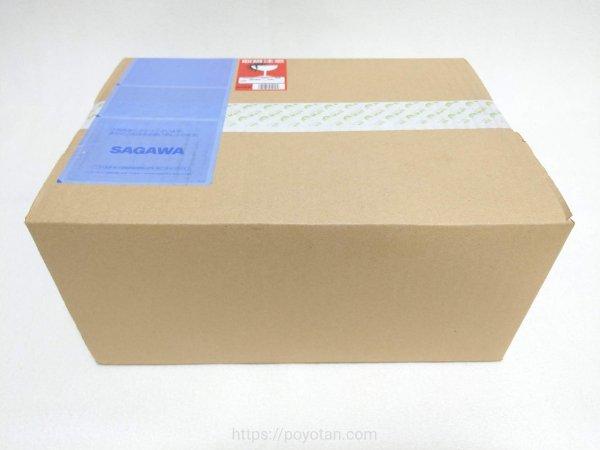 airClosetMall(エアクロモール)カメラNikonZ50の箱