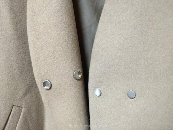 エディストクローゼット(EDIST. CLOSET)のコート