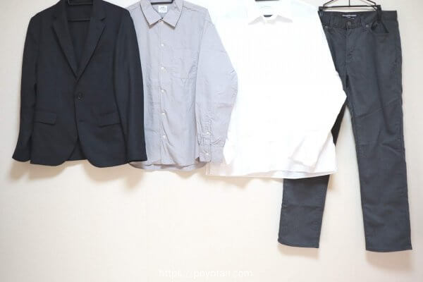 SELECT(セレクト)の洋服