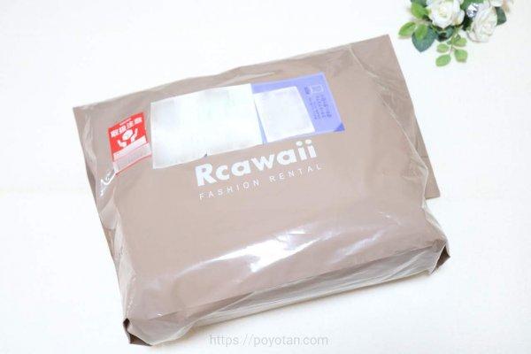 Rcawaii(アールカワイイ)の袋